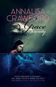 Book cover of Grace and Serenity